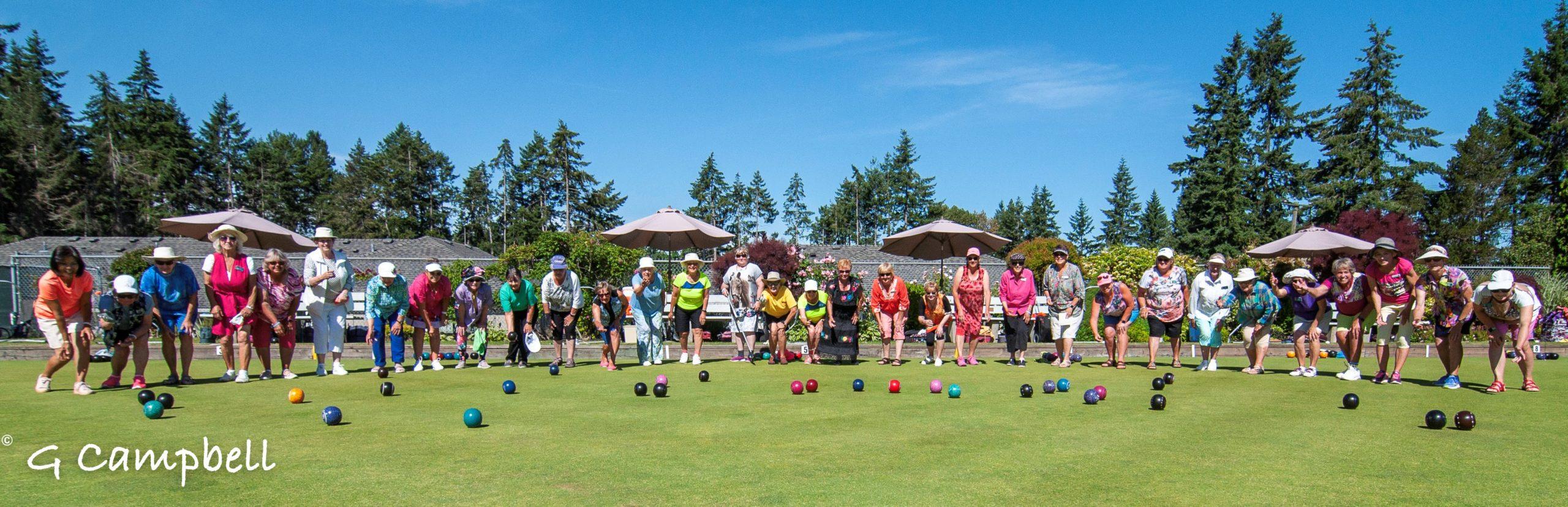 Qualicum Beach Lawn Bowling Club